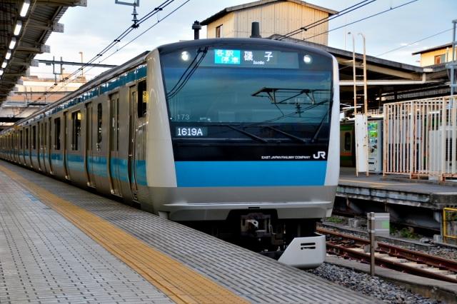 人身事故の多い京浜東北線