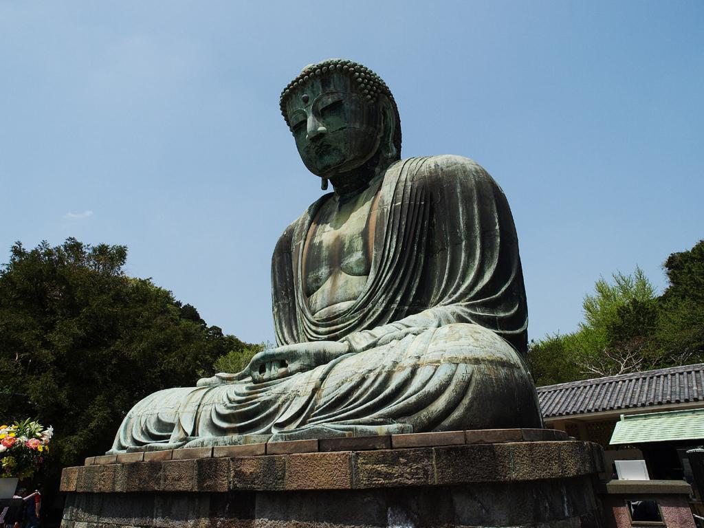 西方極楽浄土の主・阿弥陀如来【鎌倉の大仏