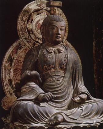 国宝・興福寺 文殊菩薩像