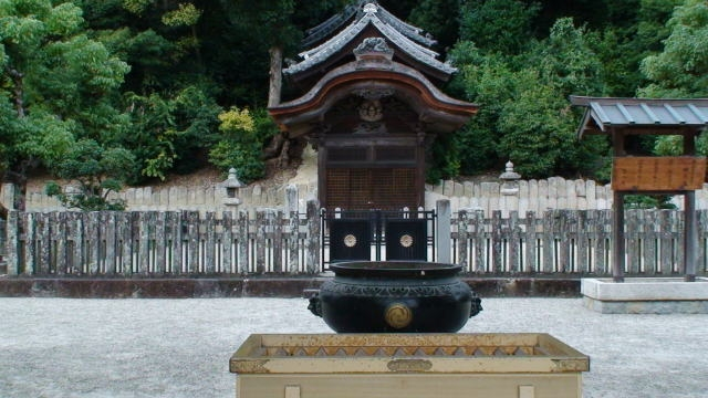 聖徳太子の墓