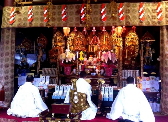 仏式の葬儀