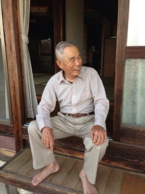 祖父が他界