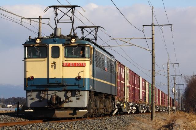 東北線貨物列車