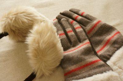 冬のファッションアイテム