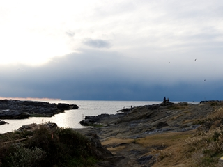 20130103家族で三浦海岸・城ヶ島