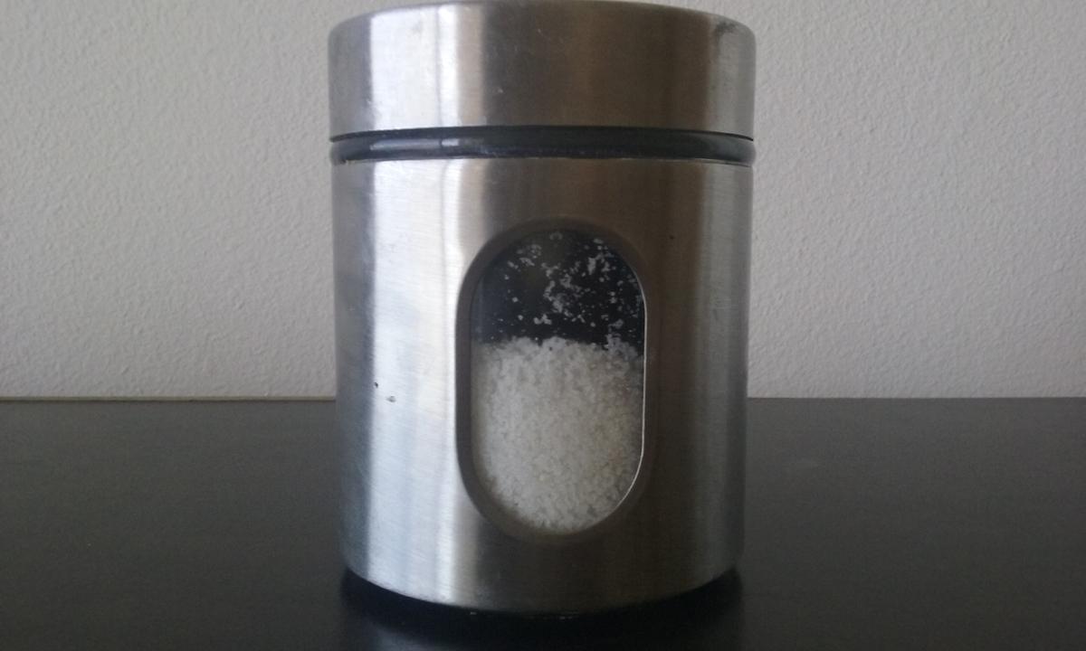 「粟国の塩」。