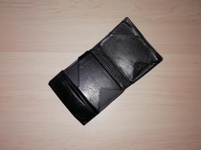 薄い財布はとにかく薄い