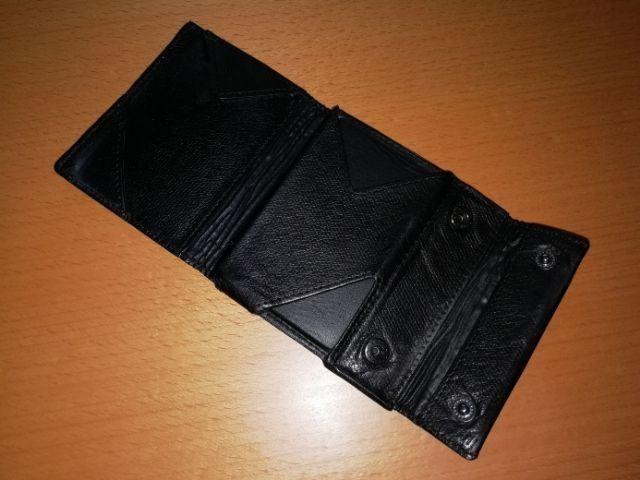 薄い財布の修理完了品