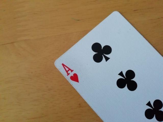 変化するカード