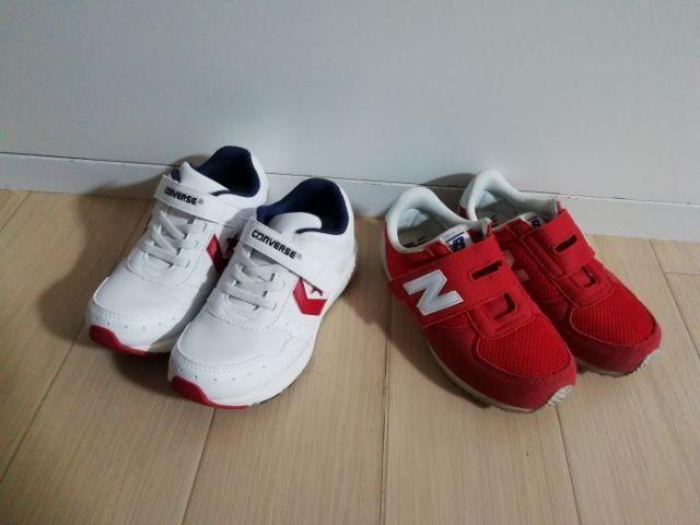 子供靴を購入