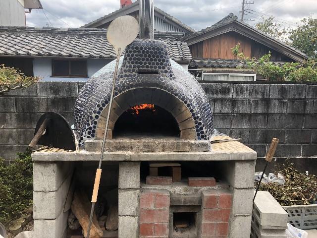 温度 ピザ 窯 自作ピザ窯の作り方。レンガを使って簡単DIY!