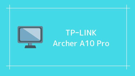 TP-LINK Archer A10 Pro