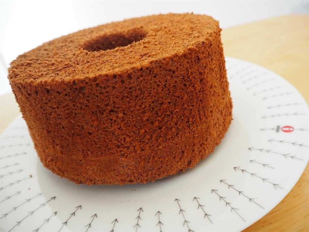 ホット ケーキ ミックス で シフォン ケーキ