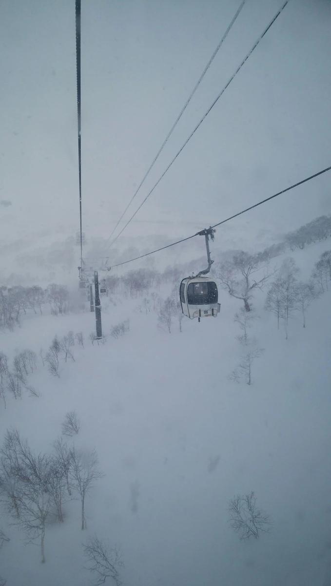 積雪量とスキーの満足度は比例する