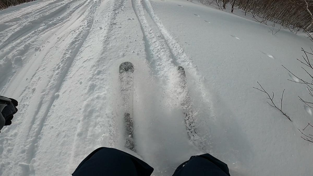 日本有数の積雪量を誇るキロロ。パウダースノーは場所によって健在