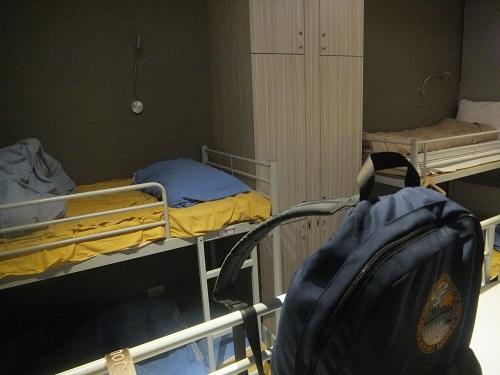 イージーマインドゲストハウスのベッド