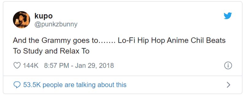 lofi hip hop ローファイヒップホップ