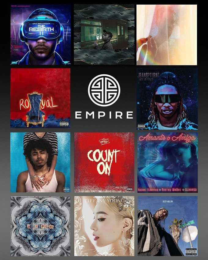 次世代の音楽デジタルディストリビューターとは|Empire