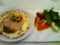 ロテスリーレカン 天然海老のグラチネとキタアカリのガレット