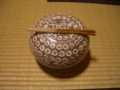 2010.5.5茶道の稽古 菓子器