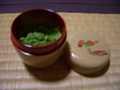 2010.5.5茶道のお稽古 棗②