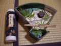 2010.9.22茶道のお稽古 主菓子