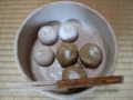 2010.10.13茶道のお稽古 主菓子