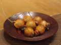 2010.11.24青山能 木槵樹(もくげんじゅ)の実