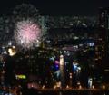 大阪)天神祭の花火、クラウドファンディングで資金募集