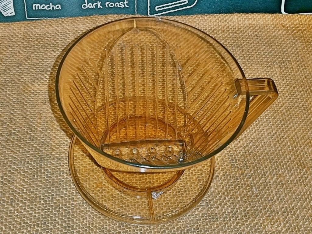 ドリッパー コーヒー抽出
