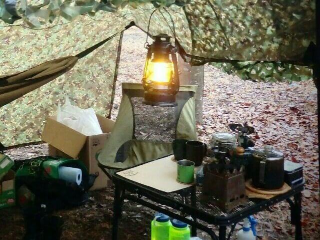 ミリタリーキャンプ