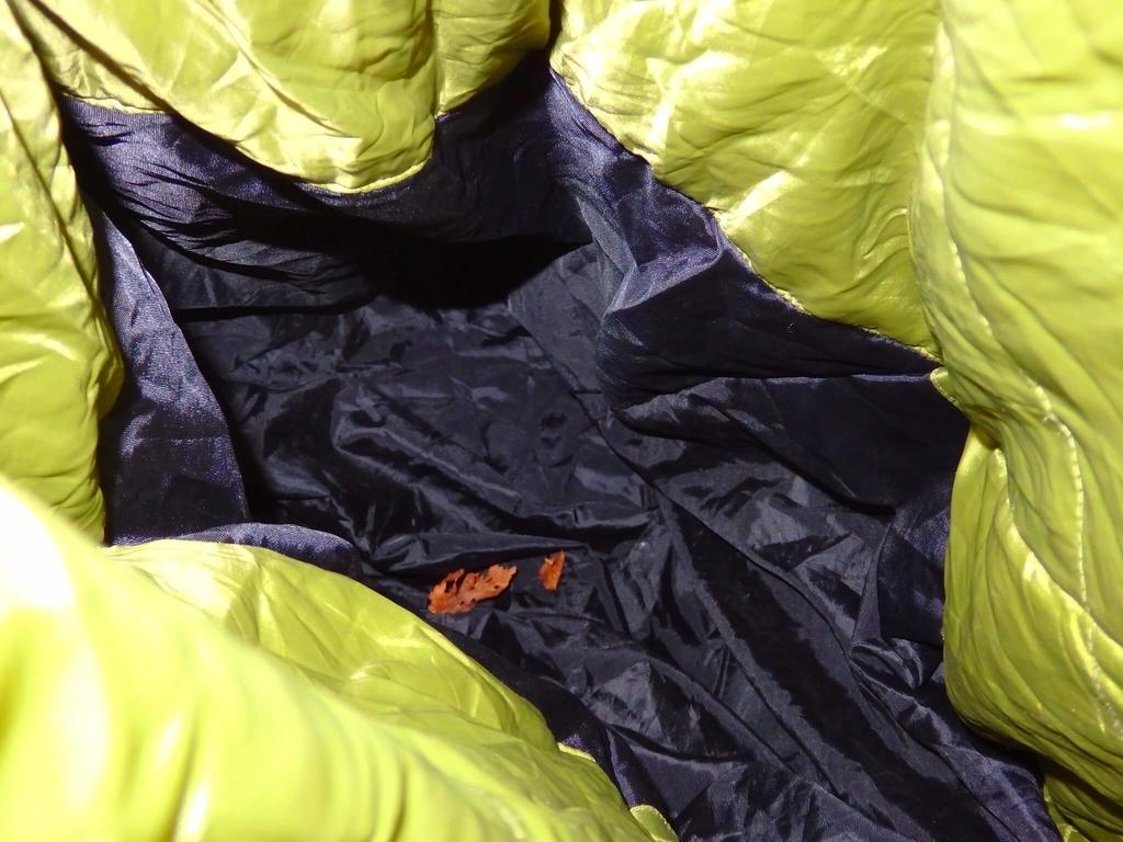 摩耗に強いナイロン製のフットボックス DDHammockハンモック用寝袋