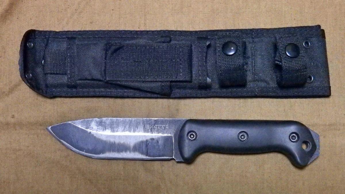 BK22ナイフ