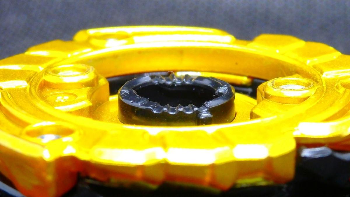 ライトニングエルドラゴ(極龍Ver. )のロック