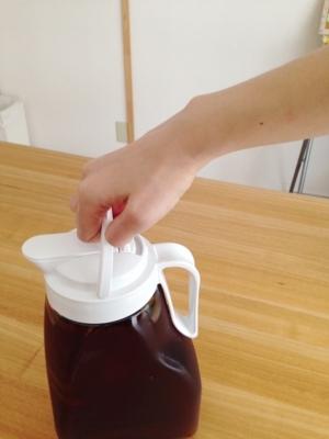 ポット 麦茶