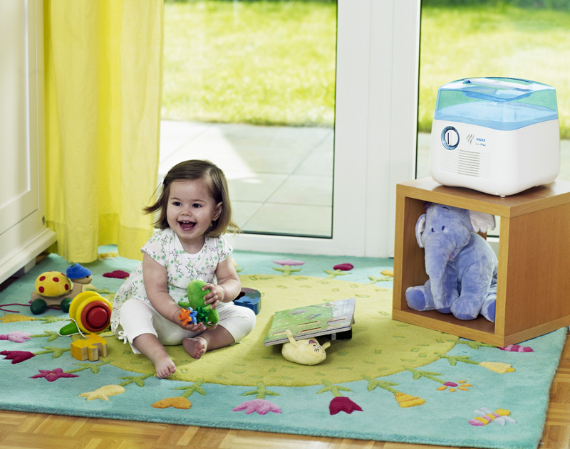 HUMIDIFIER HELP With Baby Care