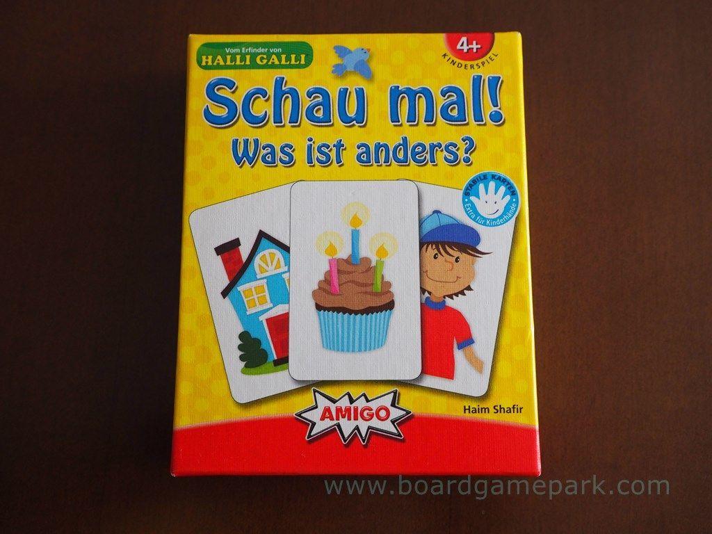 どの絵が変わったかな幼児向け間違い探しカードゲームよく
