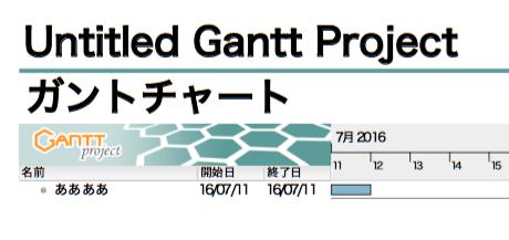 mac osx el capitan とganttproject 2 7 2でpdfでやっと文字化けし