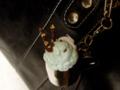 [スイーツデコ][パフェ][チョコミント][アイス][ポッキー][バックチャーム]Order2010-YK
