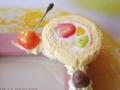 [スイーツデコ][ロールケーキ][さくらんぼ][フォトフレーム]Order2011-YY_2