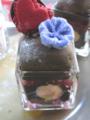 [スイーツデコ][チョコケーキ][スミレ]RentalBox-201202_3