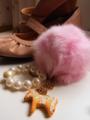 [スイーツデコ][クッキー][ファー][真珠][木馬]RentalBox-201304_19