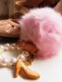 [スイーツデコ][クッキー][ファー][真珠][ブタ][ハイヒール]RentalBox-201304_21
