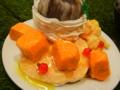 [チャレンジ徳島芸術祭][スイーツデコ][パンケーキ][マンゴー][フクロウ]CTAF2014-ER_35