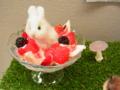 [チャレンジ徳島芸術祭][スイーツデコ][ベリーパフェ][シロウサギ]CTAF2014-ER_56