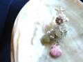 [アクセサリー][スワロフスキー][人魚姫][天然石][ニュージェイド][クラッシュ水晶]Order-2016_10