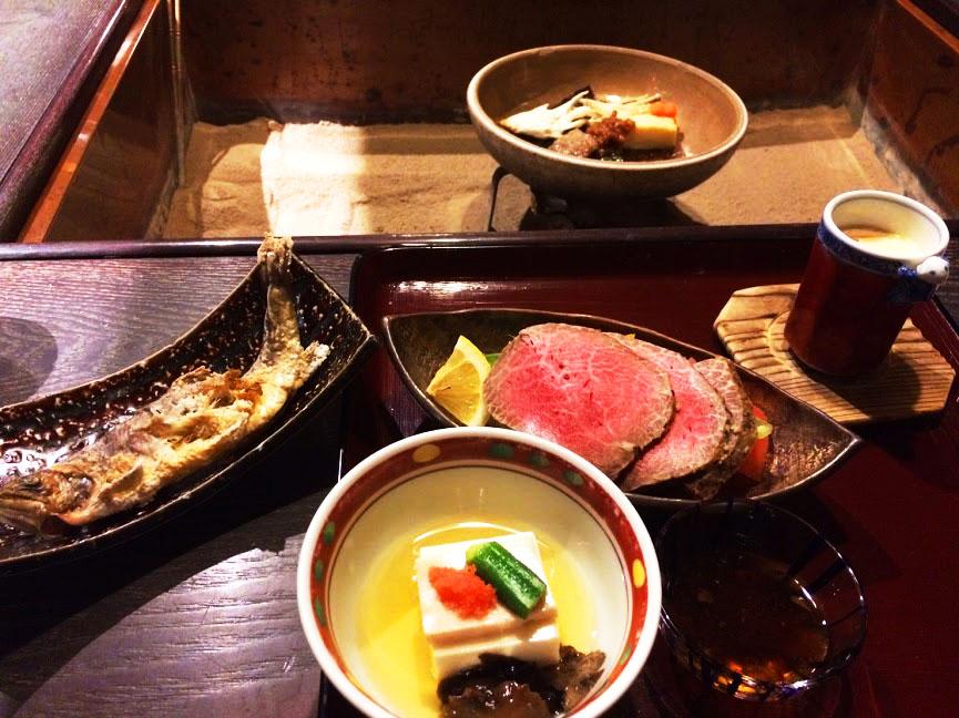 夕食 弐の膳