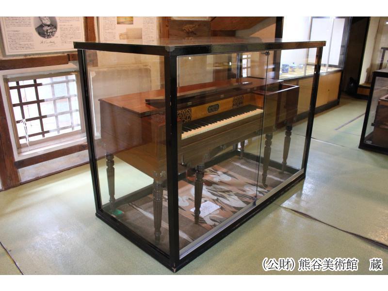 日本最古のピアノ