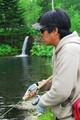[北海道][クランキンピューパ][マルキユーノリーズ][早川潤][ルアーフィッシング]マルキユーノリーズ 早川潤プロ in ビッグファイト松本