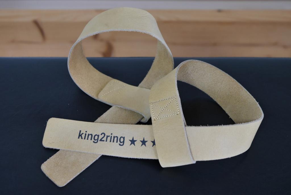 king2ringのリストストラップ